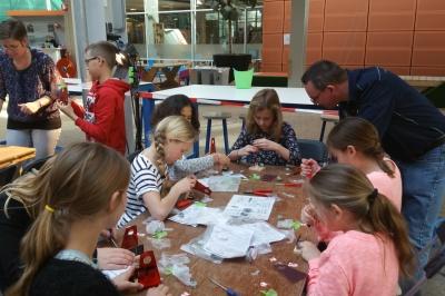 Week van de Techniek: 'Kinderen zelf een mening laten vormen over techniek'